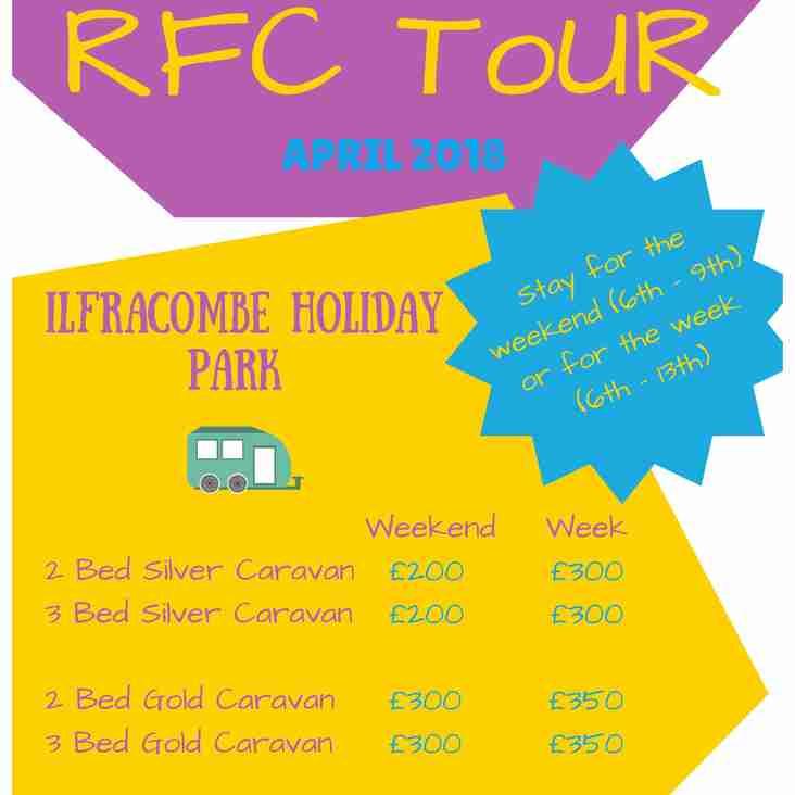 Melksham RFC club tour to Ilfracombe Announced