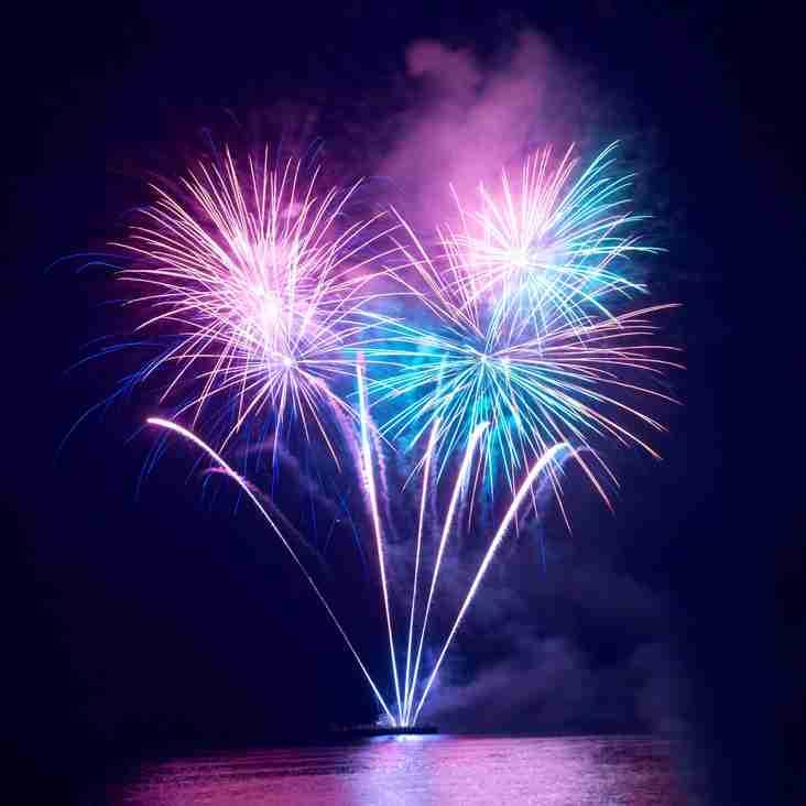 Melksham fireworks to be held at the club