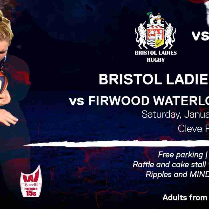Bristol Ladies Game in honour of Jen Lander