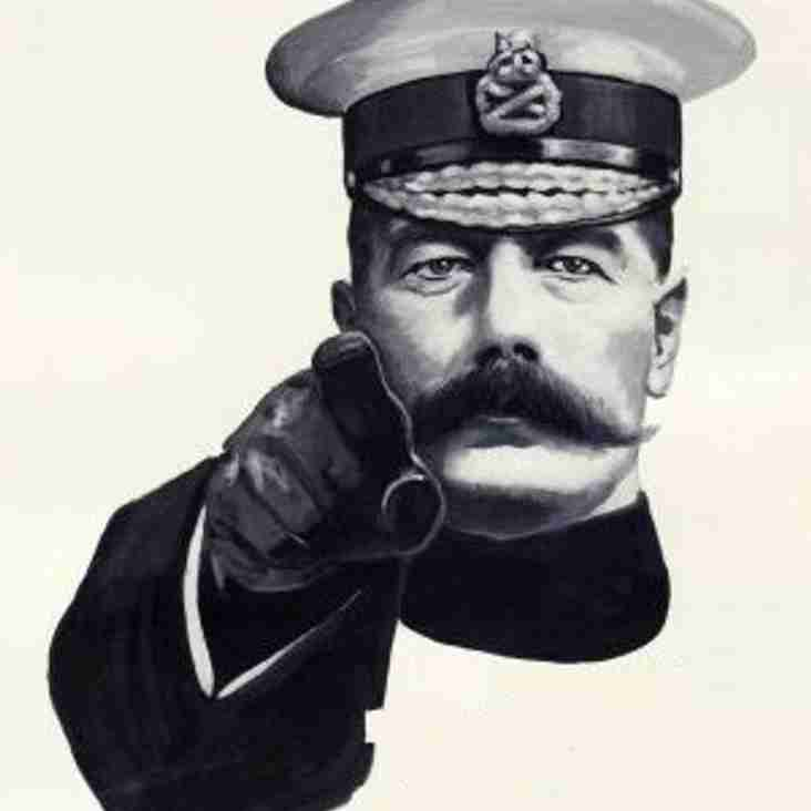 Your 3rd Team needs you.