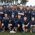 Under 13's beat Gosport and Fareham 25 - 10