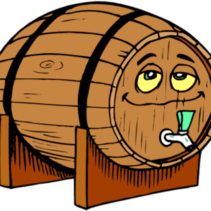 Sponsor a barrel at the beer festival