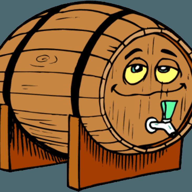 Sponsor a barrel at the beer festival