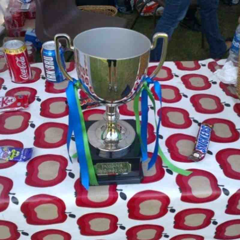 Long Crendon win Taylan Project 6-a-side tournament