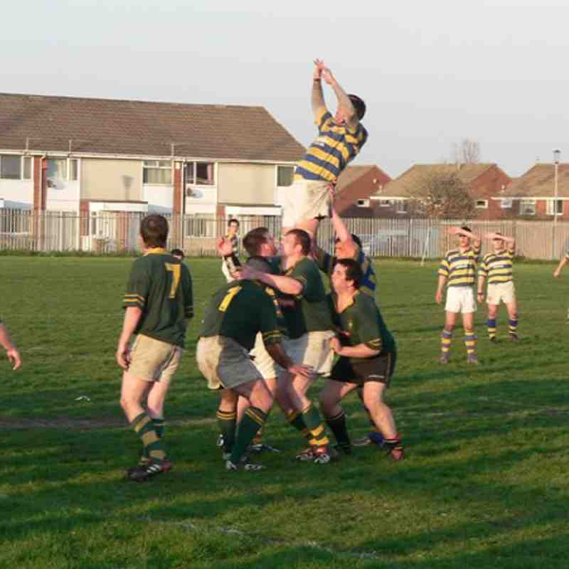 Senior Plate v Wallsend May 2006