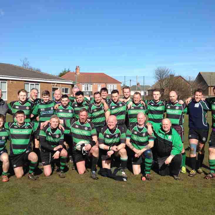 Northumberland Junior Cup semi final