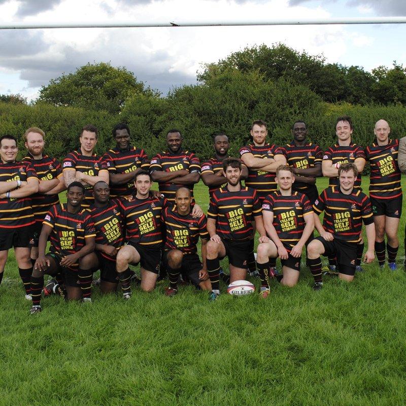 1st XV - Lancers lose to Harringey Rhinos 17 - 39