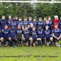 Dings Crusaders RFC vs. St Mary's