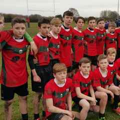 POOR WEATHER AGAIN BUT GOOD WIN FOR YEAR 8