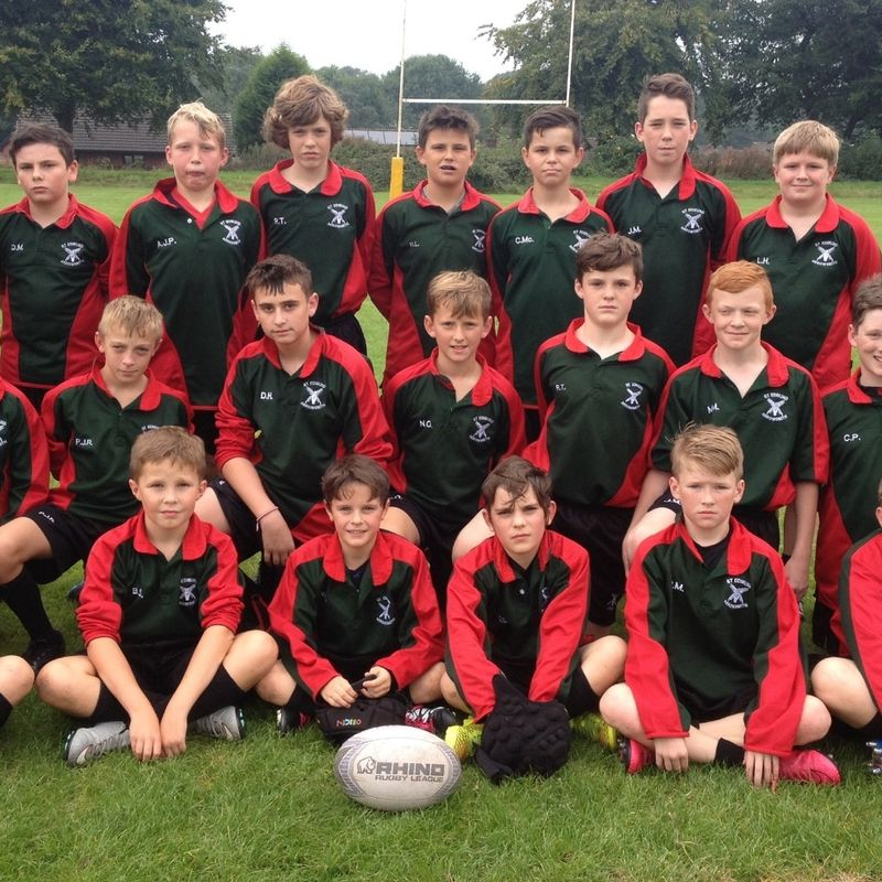 Year 7 lose to St Peter's Y7 0 - 24