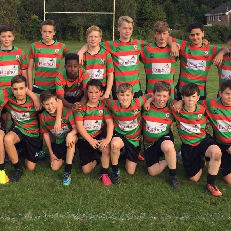 Year 8 beat Birkdale HS (Southport) Y8 74 - 0