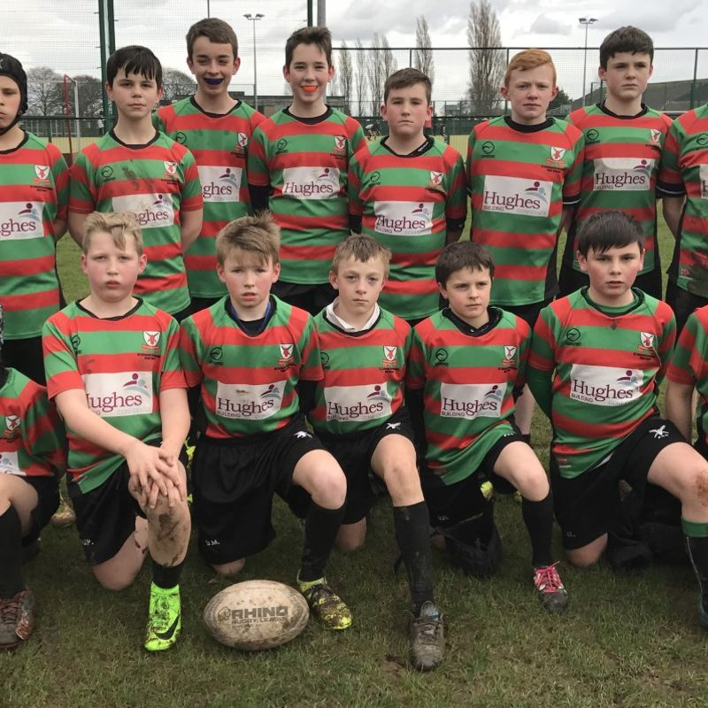 Year 7 lose to St Mary's Y7 20 - 32