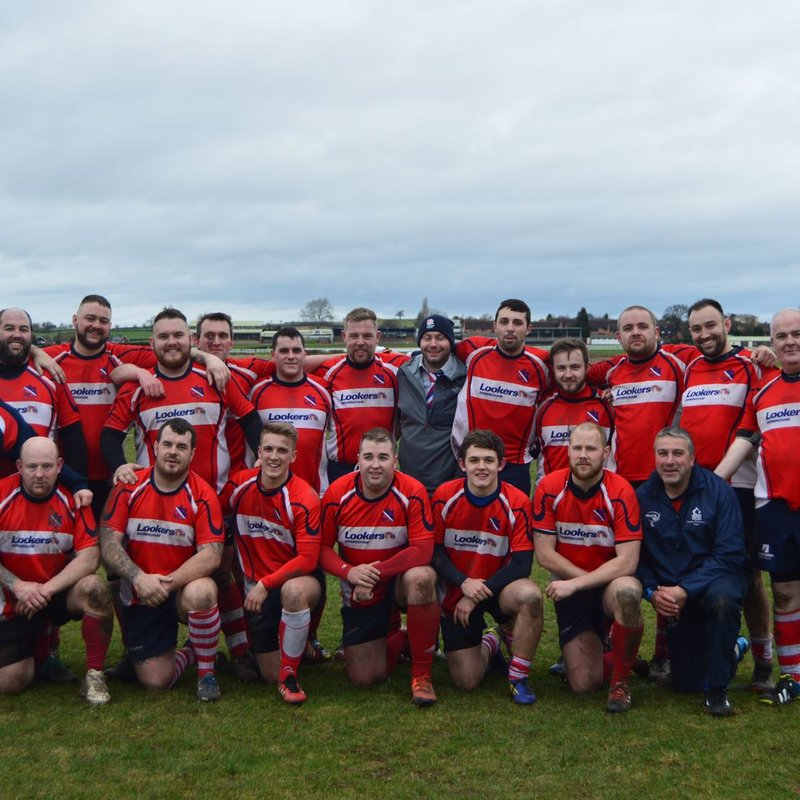 1st XV beat Rugby Welsh 31 - 8