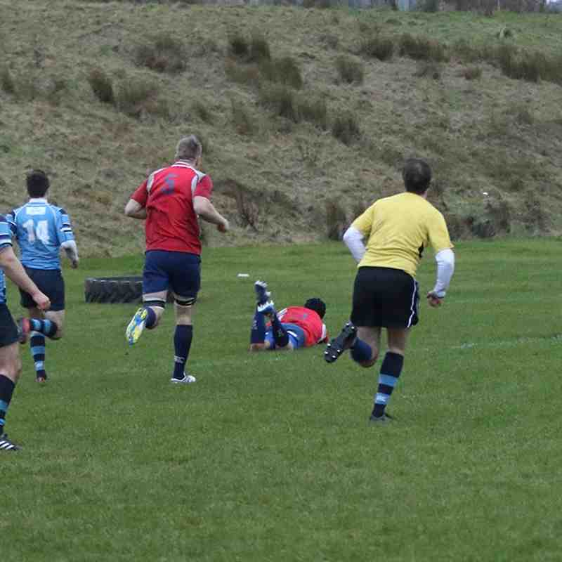Whitecraigs Vs Falkirk 19th Dec 2015 by Mel Leiper