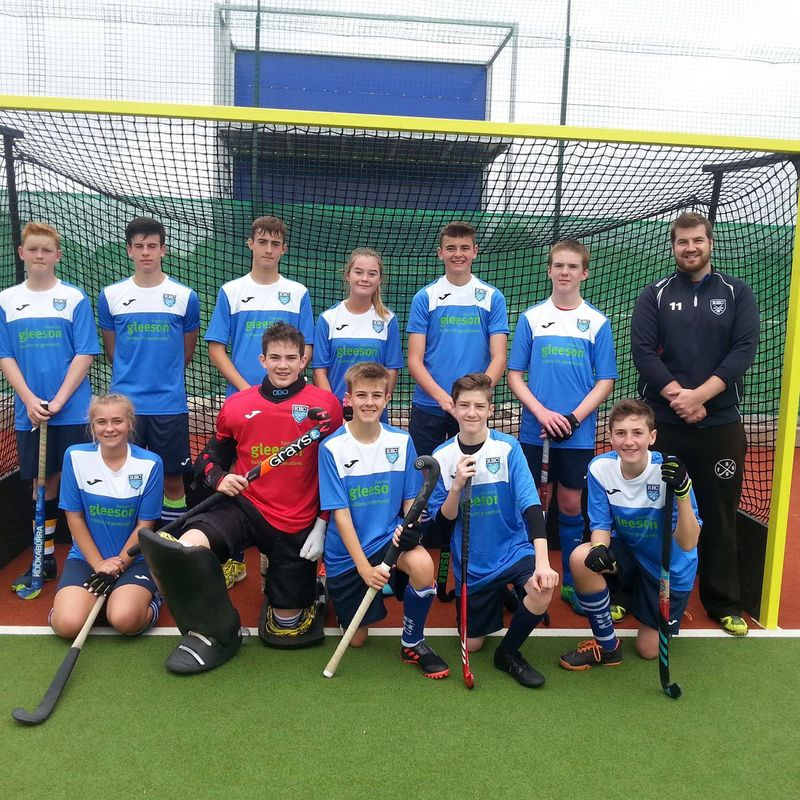 Gleeson homes sponsors Under 16's squads