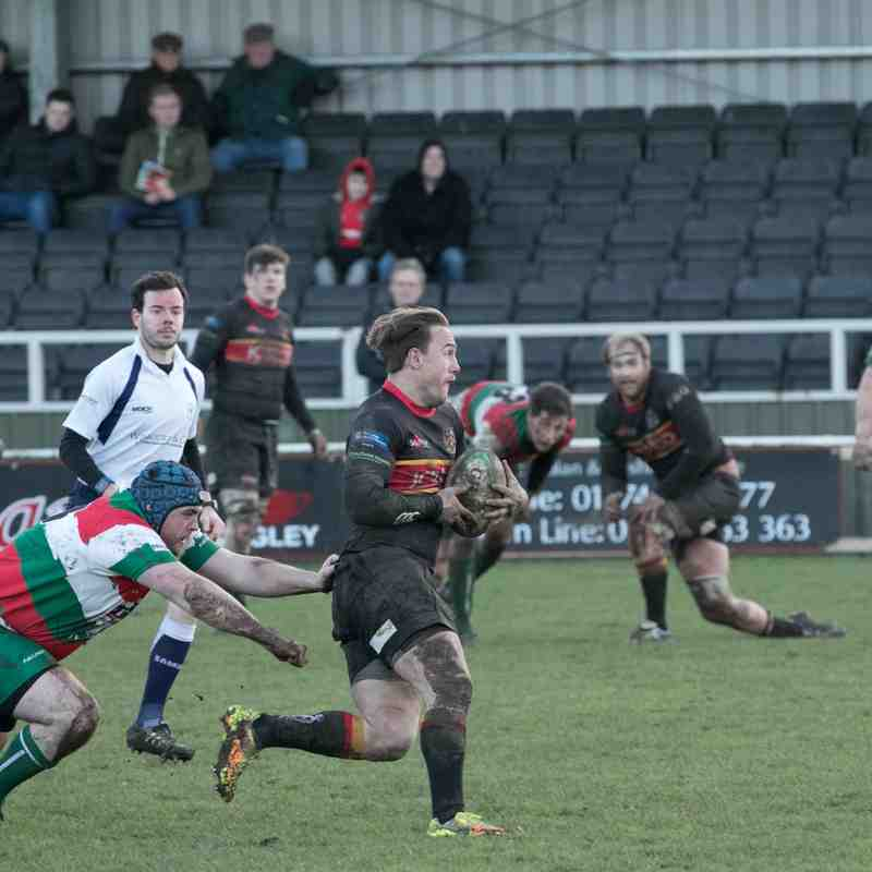 Bees V West Hartlepool 2017