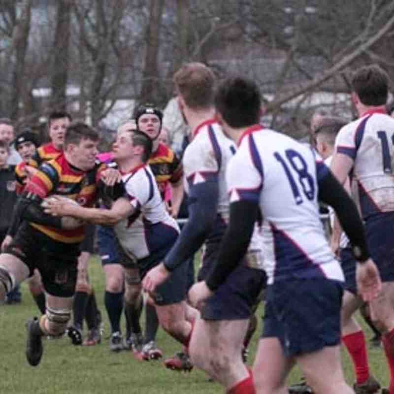 Bees V Northern 2018