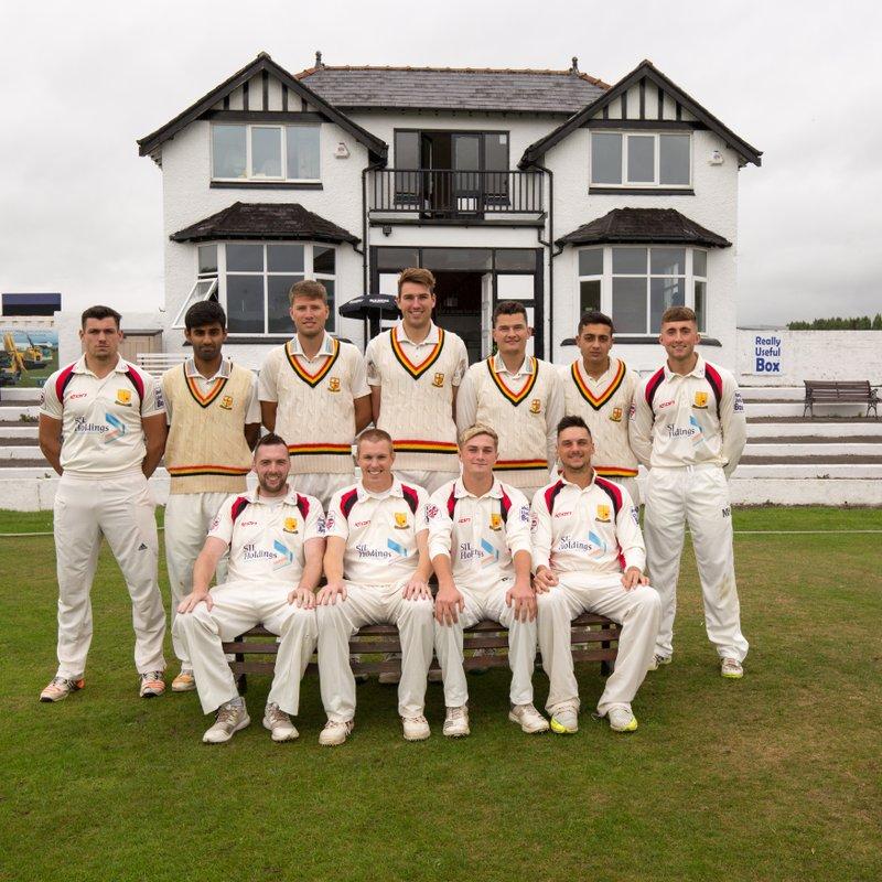 Bradford & Bingley CC - 1st XI 99/2 - 156/8 New Farnley CC - 1st XI
