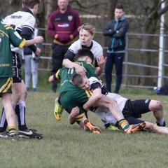U14's vs Oldham