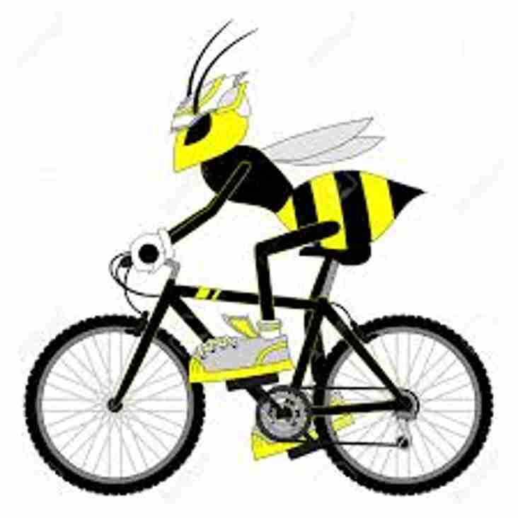 WASPS2WASPS2 BIKE RIDE - NEW DATES!  28th - 29th April 2018