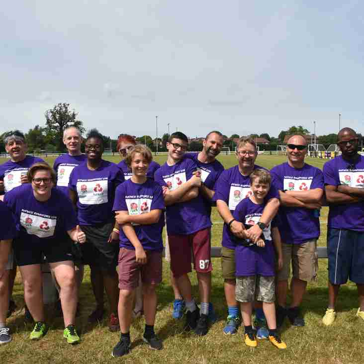 NatWest Rugby Force day 23rd June 2018