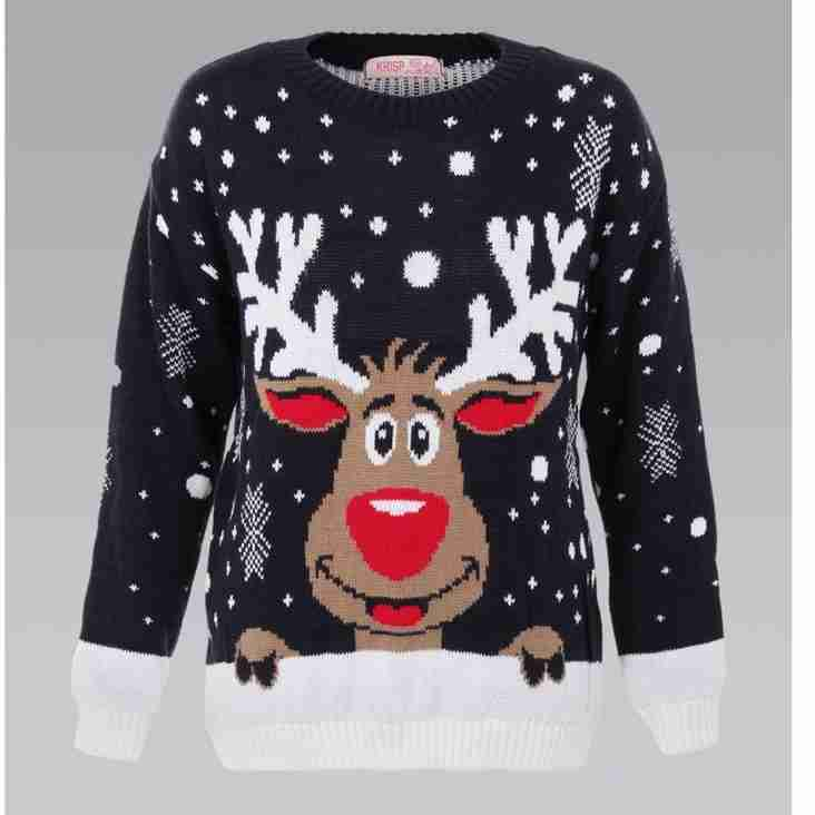XMAS JUMPER PARTY DATE SET!!