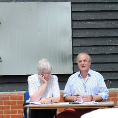 BBQ and Outside AGM 19th July 14