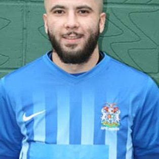 A Mourad Jarraz hat-trick continued the Brook's unbeaten run,beating Camberley Town.