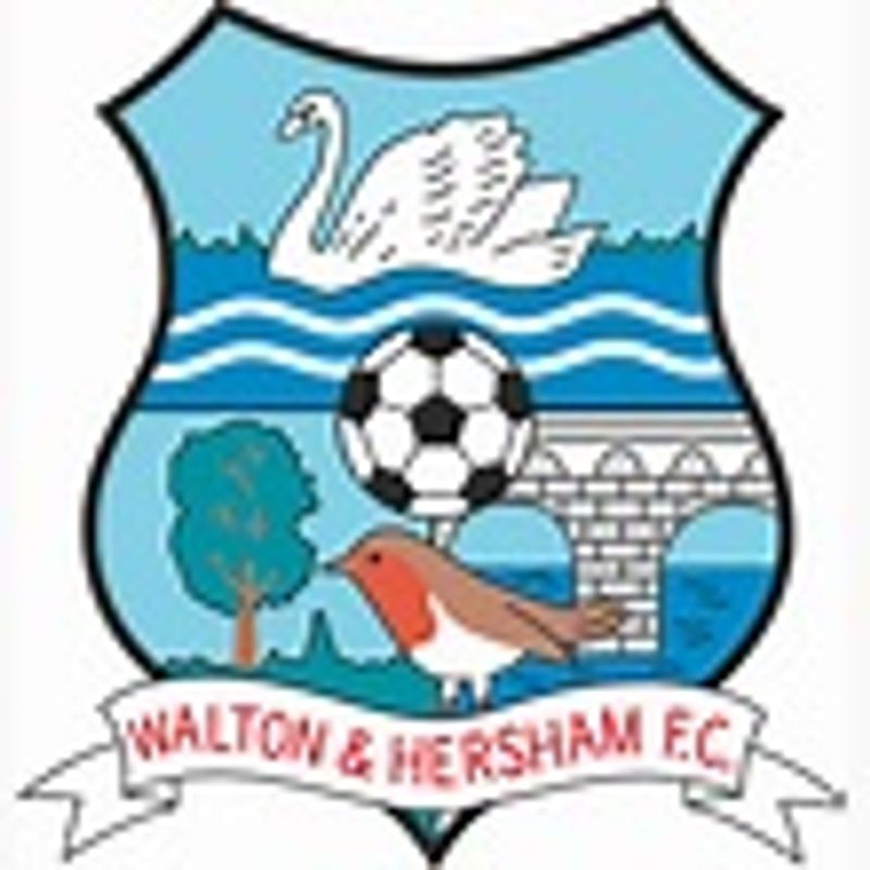 AFC Hayes v Walton & Hersham -  Saturday 10th December KO 3pm