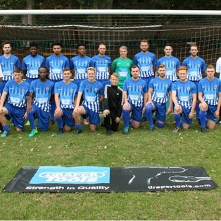 Chertsey win Combined Counties Premier League beating the Brook 3-1 at Farm Park