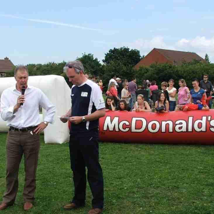 BSYFC Football Festival 2015 - Saturday 6th June
