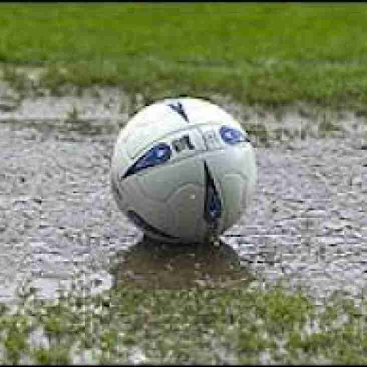 Weather Plays Havoc to Weekends Football