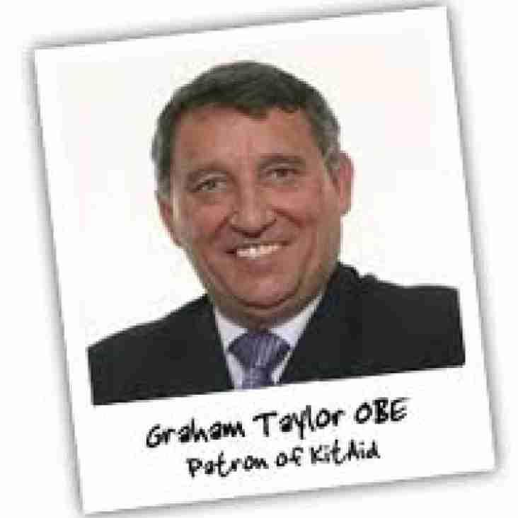 Ex England Manager Graham Taylor visit