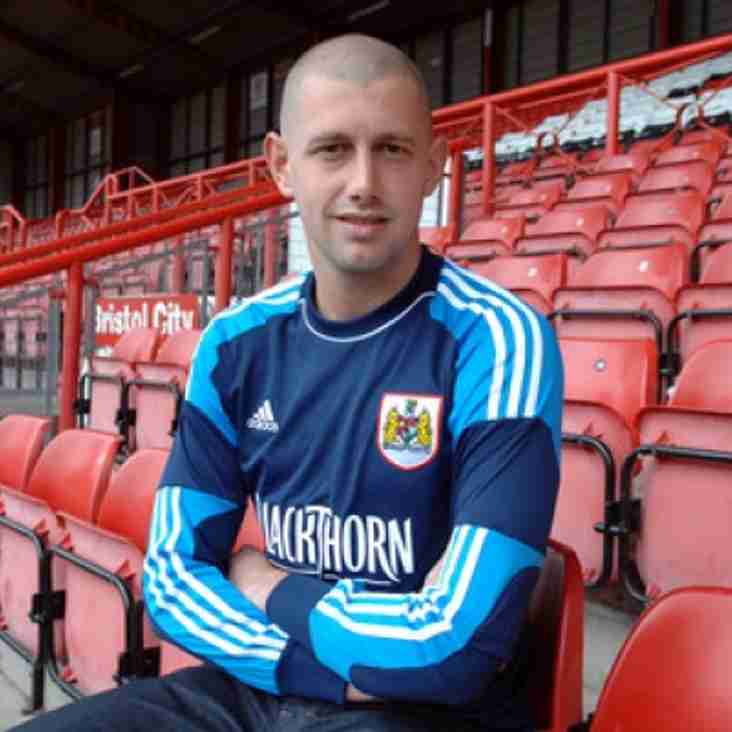 Bristol City Goalkeeper Frankie Fielding to attend BSYFC Event on 26th March 2014