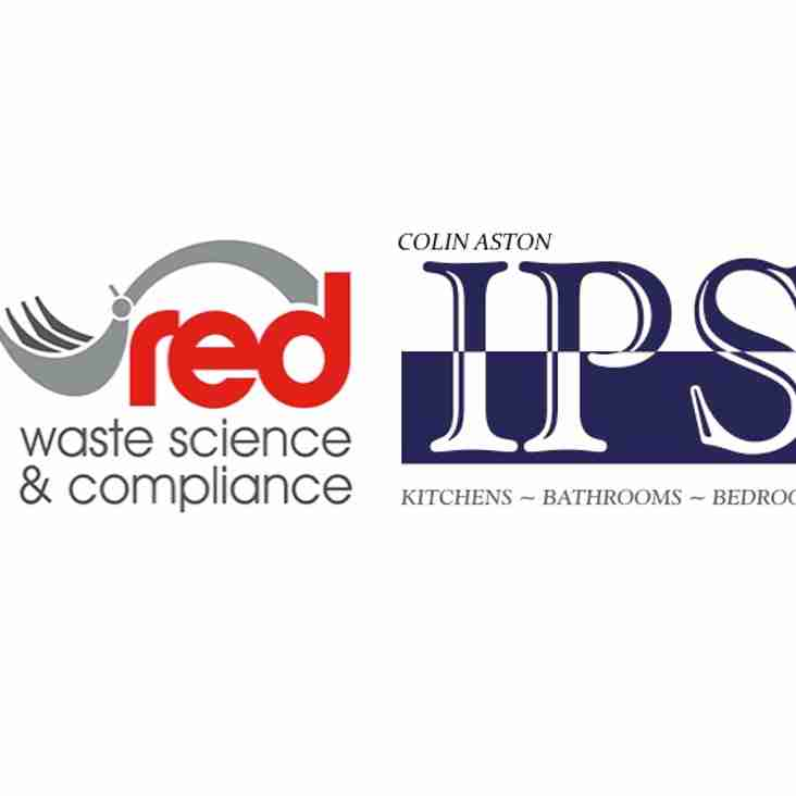 Red Materials join IPS Kitchens as a new sponsor of the U13s