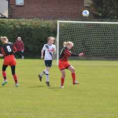 Brightlingsea Regent Ladies U15 v Tottenham Hotspur Ladies U15 Cup Semi Final