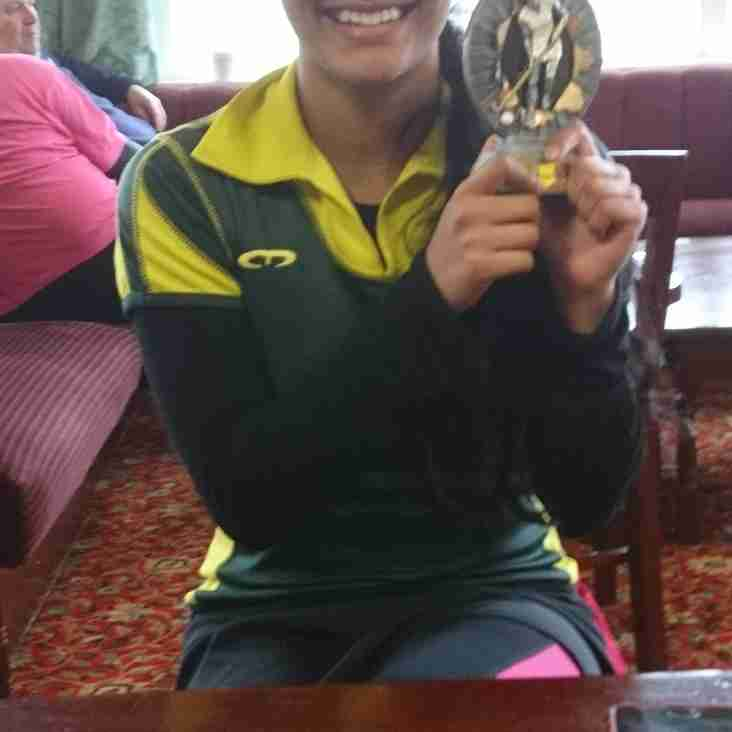 Mixed fortunes for Ladies 3s in weekend double-header