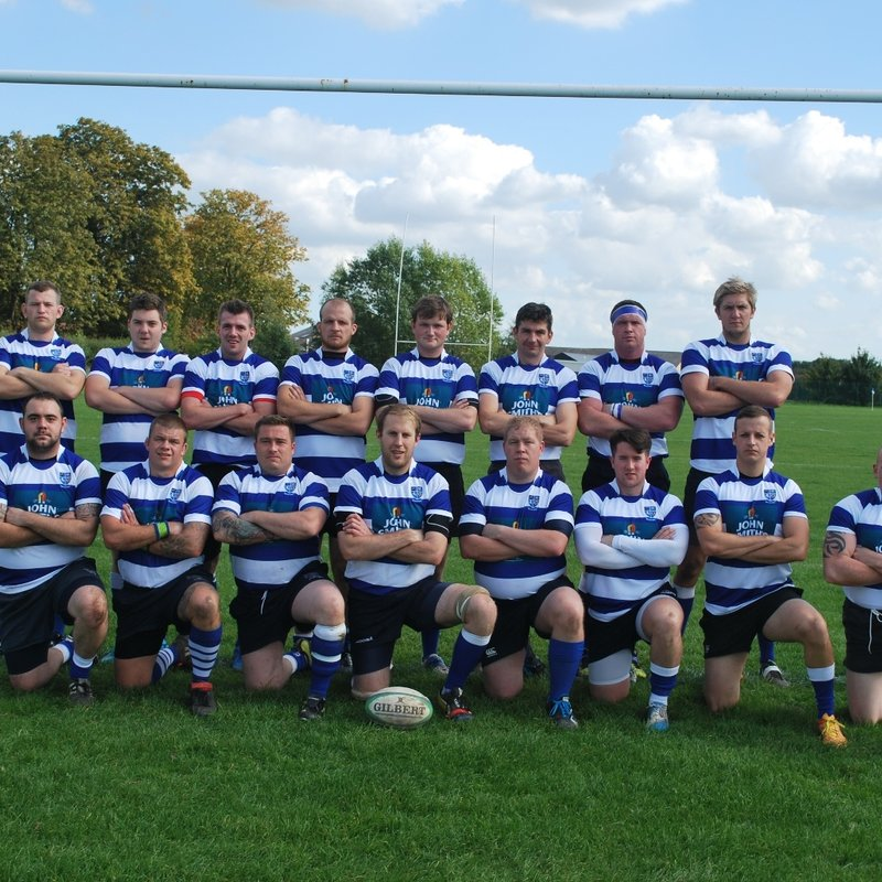 First XV beat Erith 17 - 73