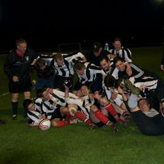 Cup final vs Loughton