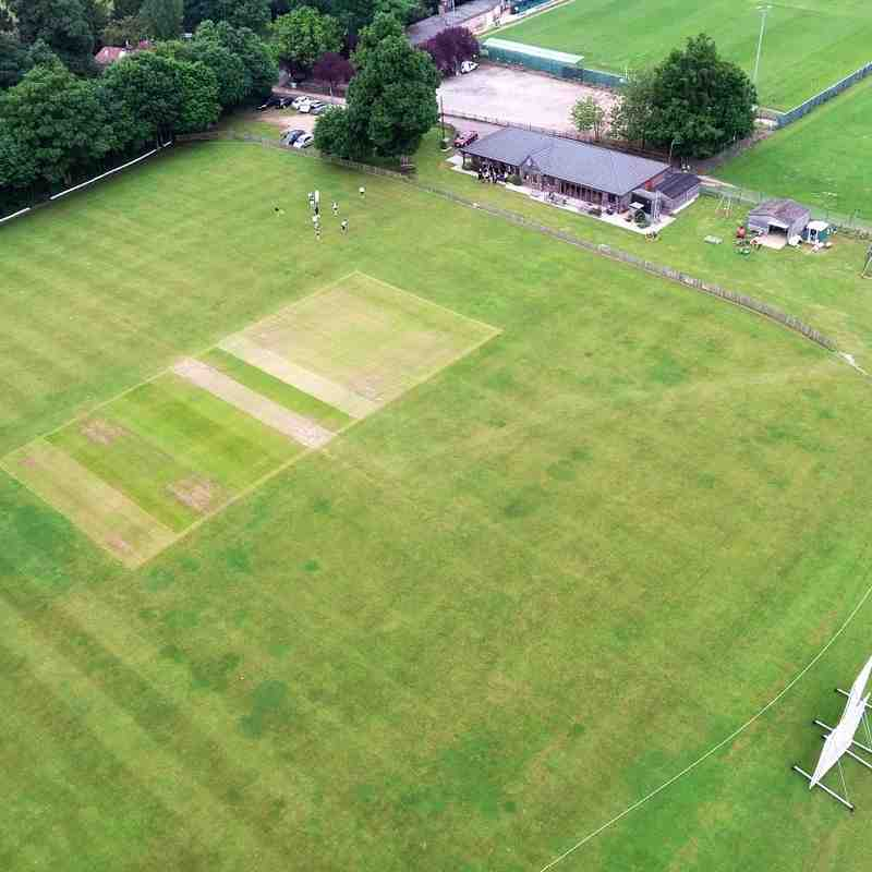 Chipstead CC Aerial Photos