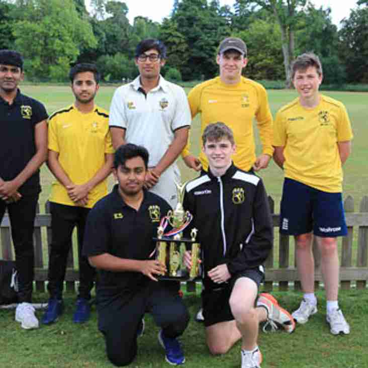 Congratulations to Wilsons School on becoming CCWCC 6 A Side champions 2017