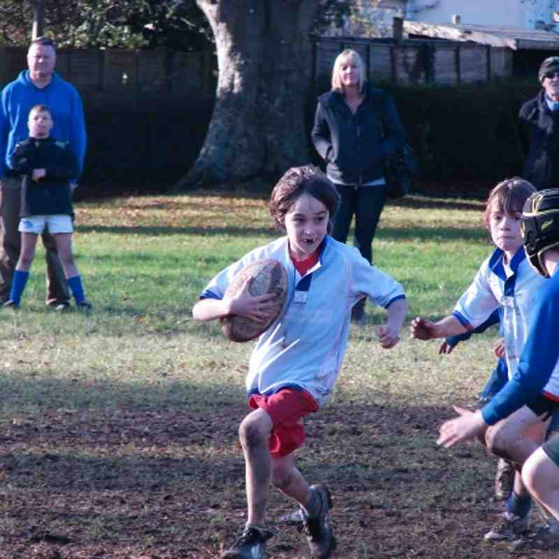 U9 vs Kingsbridge 27.11.11