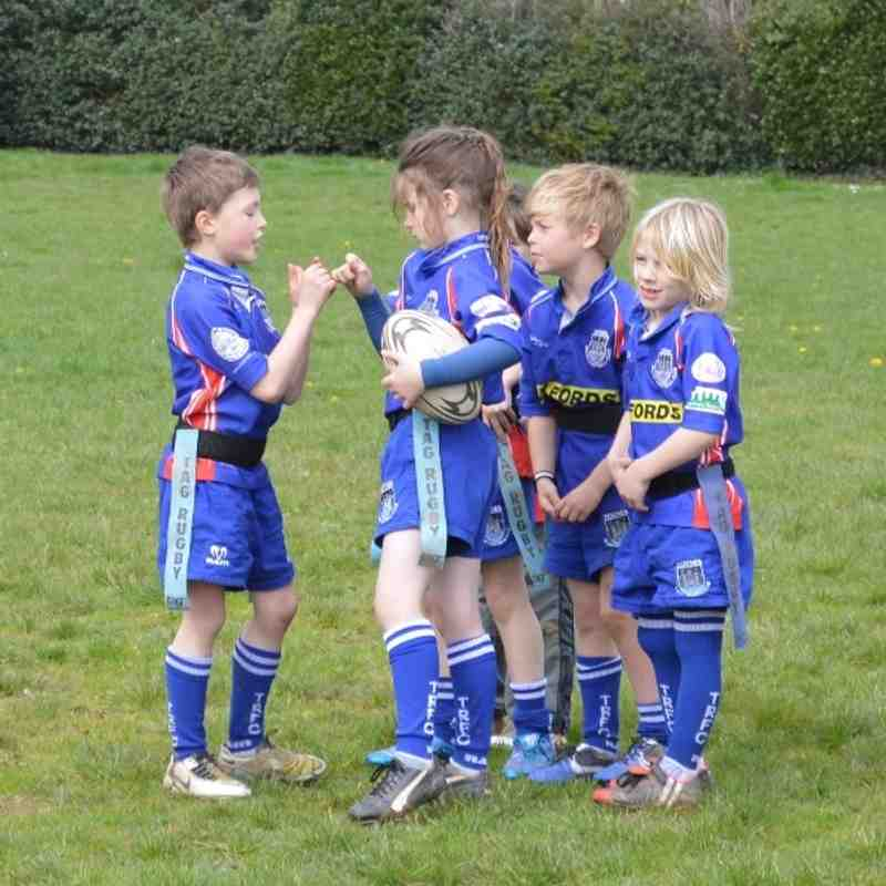 U7/8 vs Brixham 13.4.14