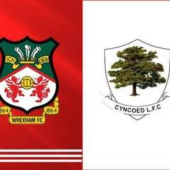 v Cyncoed (h) Welsh Premier League 20/09/2015