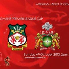 v PILCS (Welsh Premier League) 04/10/2015