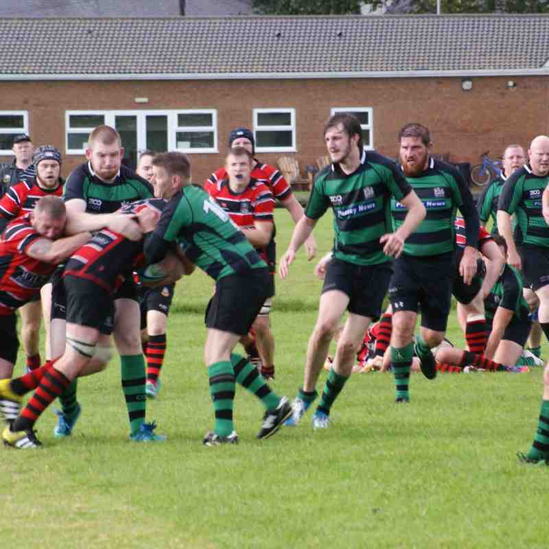 Blyth v Redcar 12th. Sept 2015