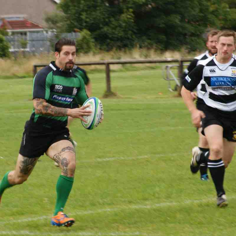 Blyth v Houghton 26th. Sept 2015