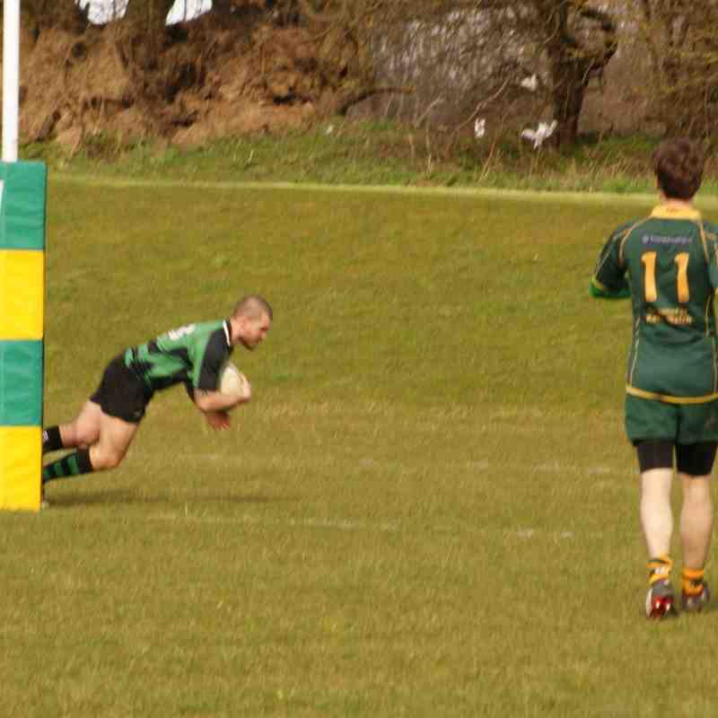 Wallsend v Blyth 9th. April 2016