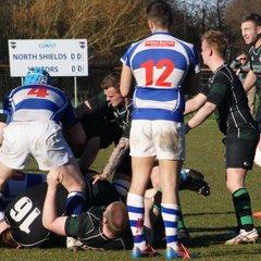 North Shields v Blyth 25th. March 2017
