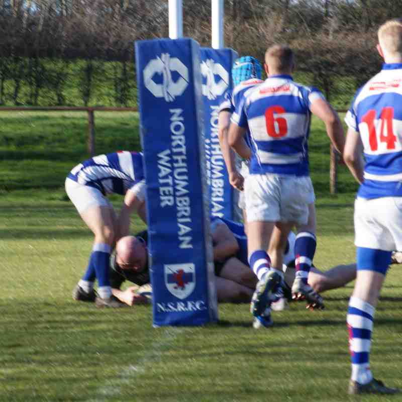 North Shields v Blyth 25th. March 2017